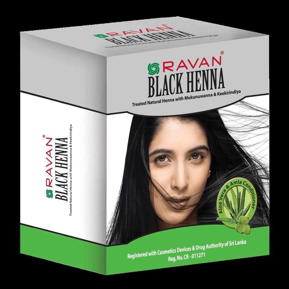 Ravan Black Henna Dream Life Science Pvt Ltd Cosmetics